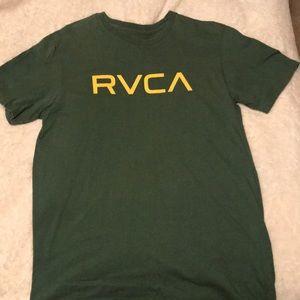 RVCA Green T-shirt